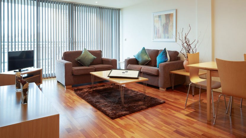 Leeds City Apartment Rental Luxury